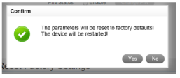 T-Mobile Hotspot Reset Confirmation
