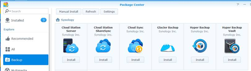 Synology | The Bionic Librarian